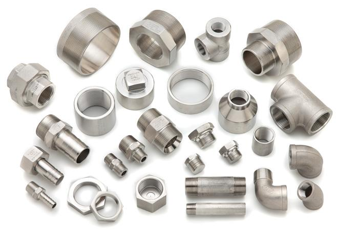 F l astm a asme b ss forged fittings