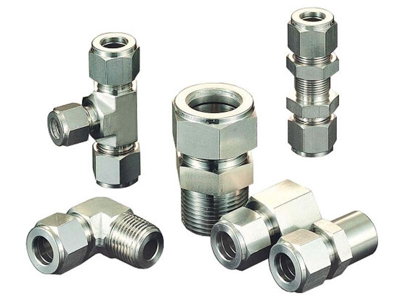 904L Stainless Steel Tube Fittings, Ferrule Fittings